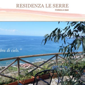 WEBSITE // B&B Le Serre