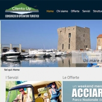 WEBSITE // Cilento Up